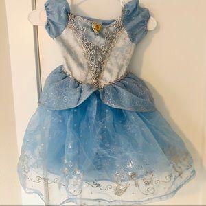 Disney Cinderella dress up costume girls